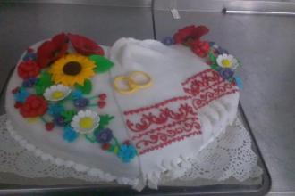 Весільні торти, Ресторан-кондитерська Круаж фото #10