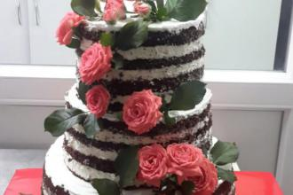 Весільні торти, Ресторан-кондитерська Круаж фото #5