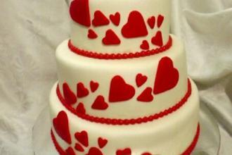 Весільні торти, Ресторан-кондитерська Круаж фото #3