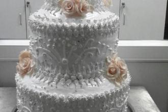 Ресторан-кондитерська Круаж Весільні торти фотолатерея