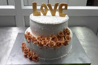 Весільні торти, Ресторан-кондитерська Круаж фото #8