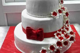 Весільні торти, Ресторан-кондитерська Круаж фото #4