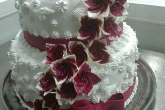 Весільні торти, Ресторан-кондитерська Круаж фото #6