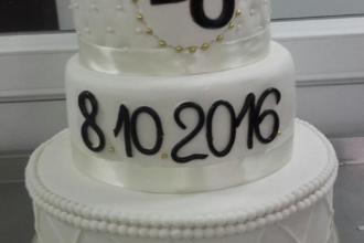 Весільні торти, Ресторан-кондитерська Круаж фото #7