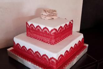 Весільні торти, Ресторан-кондитерська Круаж фото #9