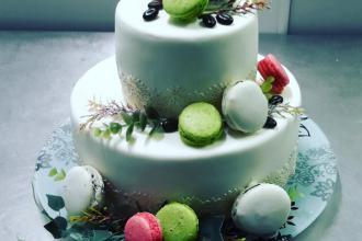 Весільні торти, Ресторан-кондитерська Круаж фото #13