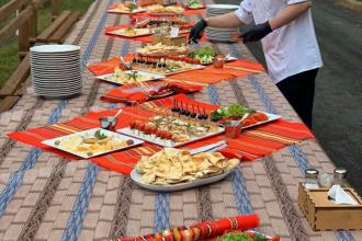 Ресторація болгарської кухні ЧЕВЕРМЕТО пр. Молоді 12 кейтерінг фотолатерея