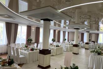 Оформлення залу, Рестпарк (ресторан) фото #16