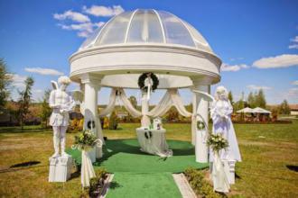Весілля в Рестпарку