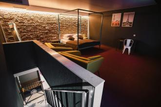 """інтер""""єр, Срібні лелеки (готель) фото #9"""