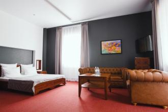 """інтер""""єр, Срібні лелеки (готель) фото #15"""