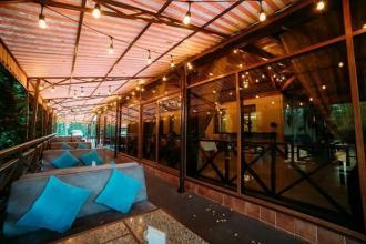 Ресторан «Срібні Лелеки»  відкриває для Вас двері ЛІТНЬОЇ ТЕРАСИ і ЛАУНДЖ ЗОНИ