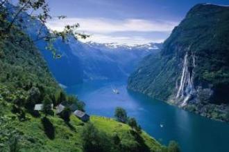 Фото туристичні тури в Норвегія