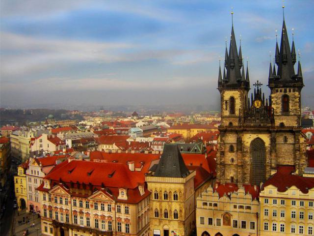 фото туру Три щасливі дні.. Прекрасні моменти.. Краків, Прага + Дрезден