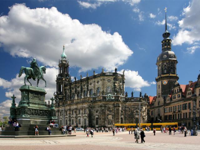 фото туру Полька Саксонії… 2 ночи в Берлине и 2 ночи в Дрездене