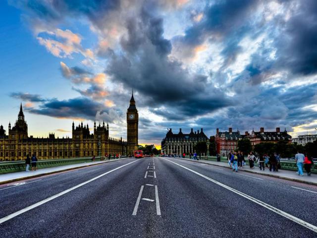 фото туру Великобританія та Лондон на долоні!