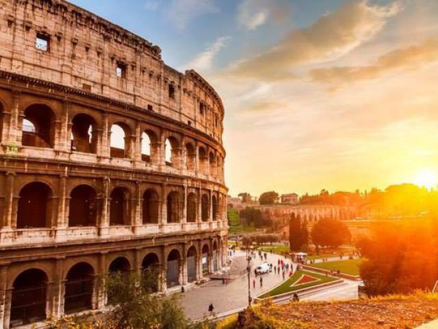 фото туру Тільки Рим гідний Парижу