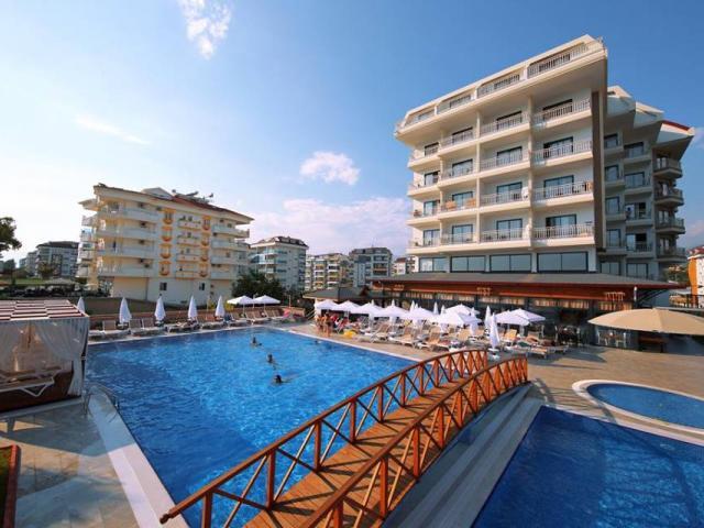 фото туру Новий готель в Туреччині