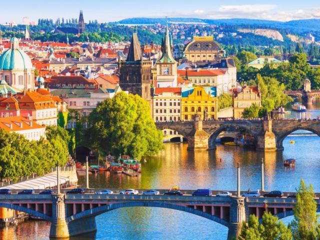 фото туру Празьке дежавю Прага + Відень