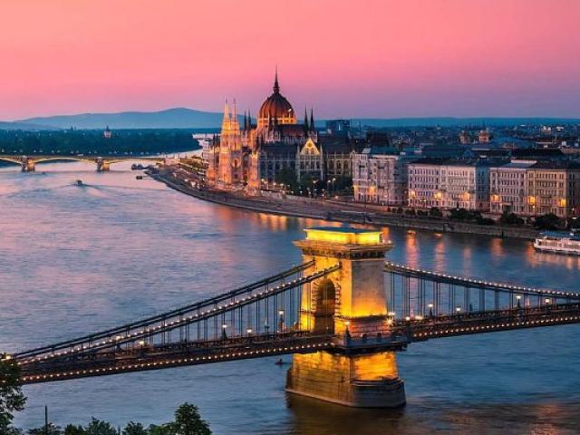 фото туру «Мікс вікенд: Будапешт + Відень»