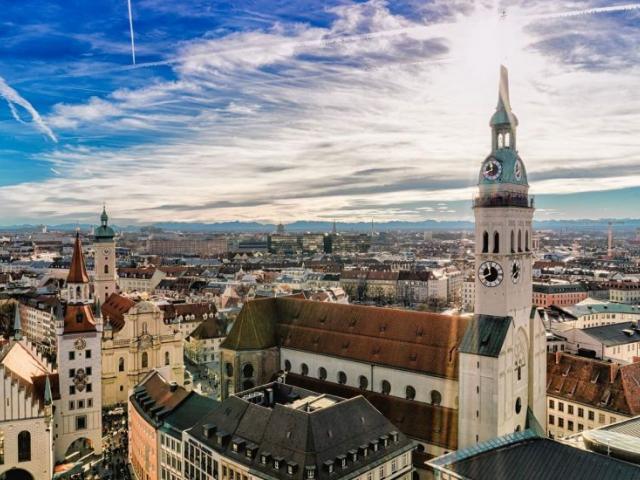 фото туру На одному диханні: Мюнхен, Цюріх, Венеція