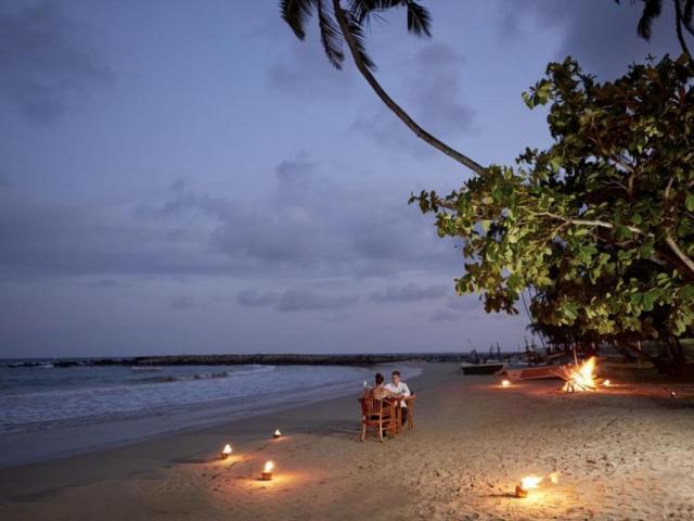 фото туру Шрі-Ланка, італійський сервіс в готелі Dickwella Resort & Spa 4*