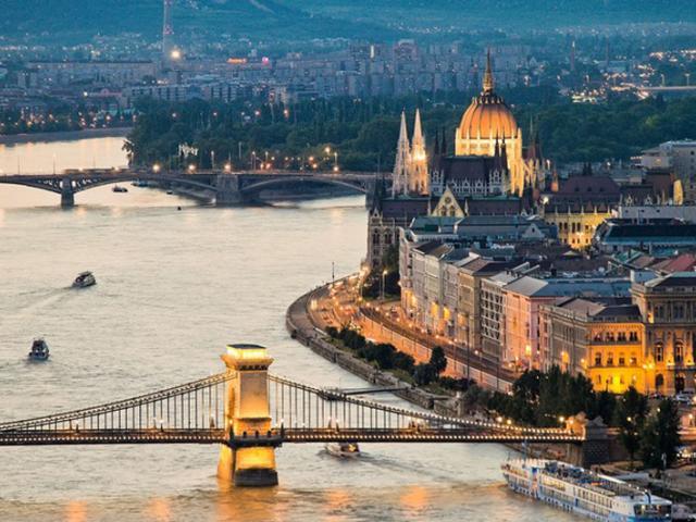 фото туру Угорський чардаш! Відень та Будапешт