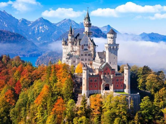 фото туру Європейська прогулянка!  Краків, Мюнхен, замок Нойшванштайн і Відень!