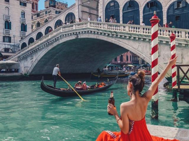 фото туру Наш літній причал… Італія: Адріатичне узбережжя