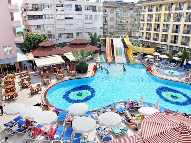 фото туру Туреччина, Kahya Hotel 4* Аланія  - 580 Є за двох на 13 серпня!