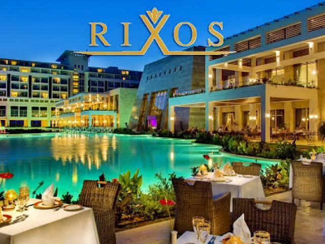 фото туру Ваш ідеальний відпочинок в Rixos Downtown Antalya 5* (990 євро за двох)