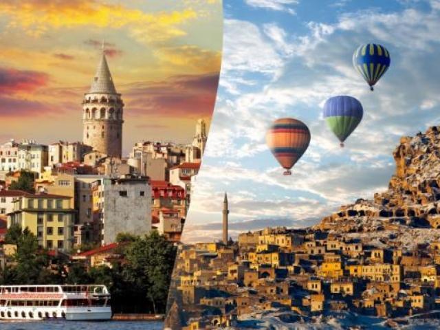 фото туру Стамбул + Каппадокія. Авіа із Львова»