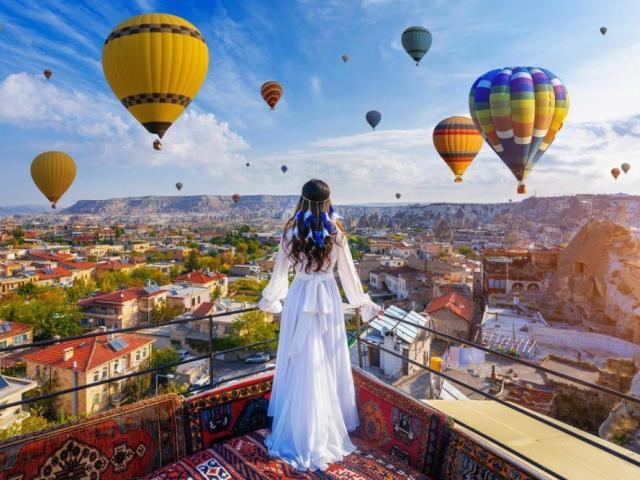фото туру  Экскурсійний тур Стамбул + Кападокія