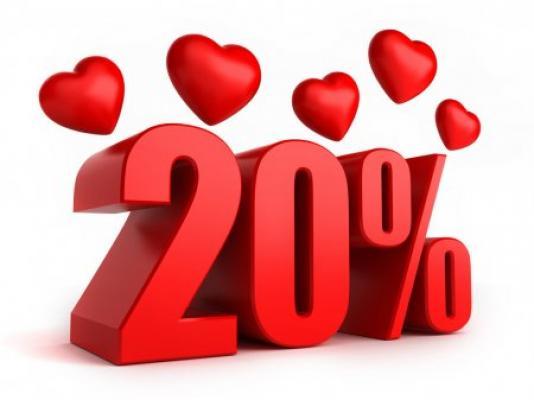Знижка 20% на банкет