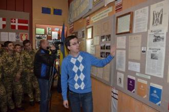 постер Виставка «Микола Коц: український дисидент, правозахисник, політв'язень»