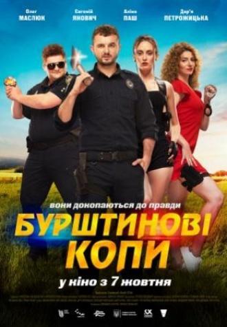 постер БУРШТИНОВІ КОПИ