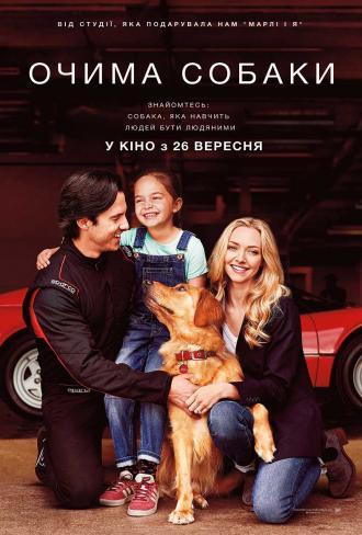постер Очима собаки