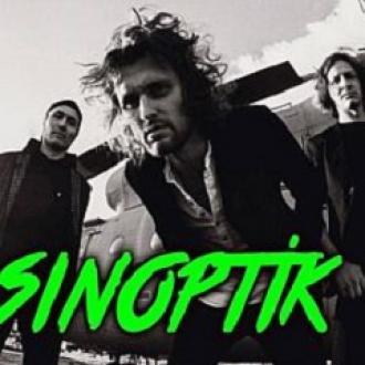 постер Концерт гурту Sinoptik