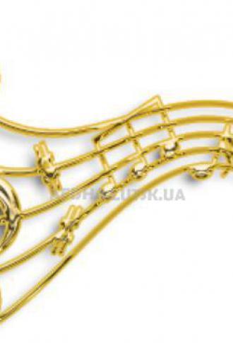 постер Обласний конкурс піаністів «Золота нота»