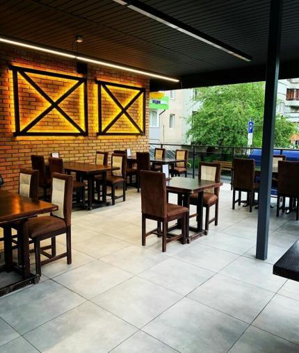 фото Літня тераса кафе «Сито-П'яно» офіційно оголошується відкритою