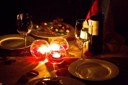 фото День святого Валентина у кафе Аліса
