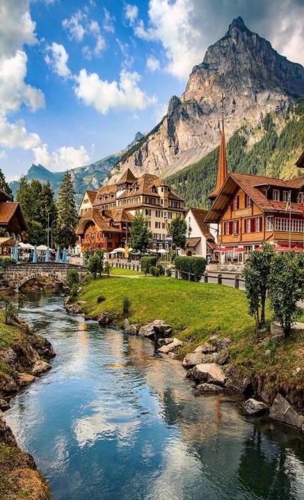 фото Країна мрій - Швейцарія