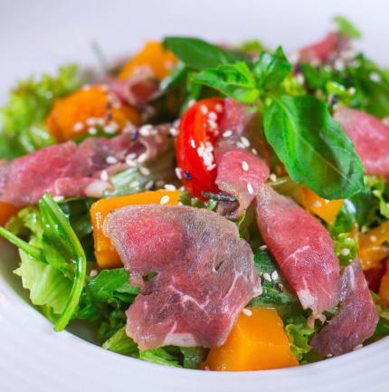 фото Усі смаки середземноморської кухні у ресторані Patio di fiori:)
