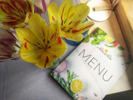 фото Patio di fiori запрошує спробувати оновлене меню!