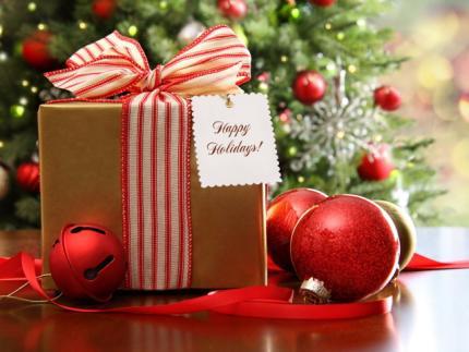 фото Новорічні солодки подарунки.