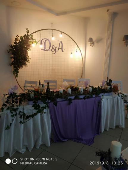 фото Святкування весілля та інших урочистих подій