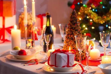 """фото Новорічний корпоратив у ресторані """"Княжий двір"""""""
