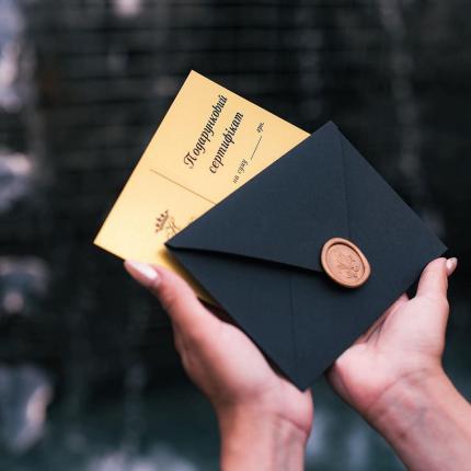 фото Подарункові сертифікати